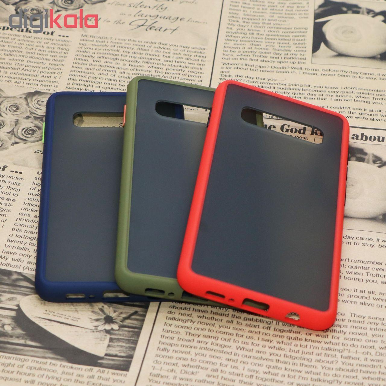 کاور مدل Sb-001 مناسب برای گوشی موبایل سامسونگ Galaxy S10 plus