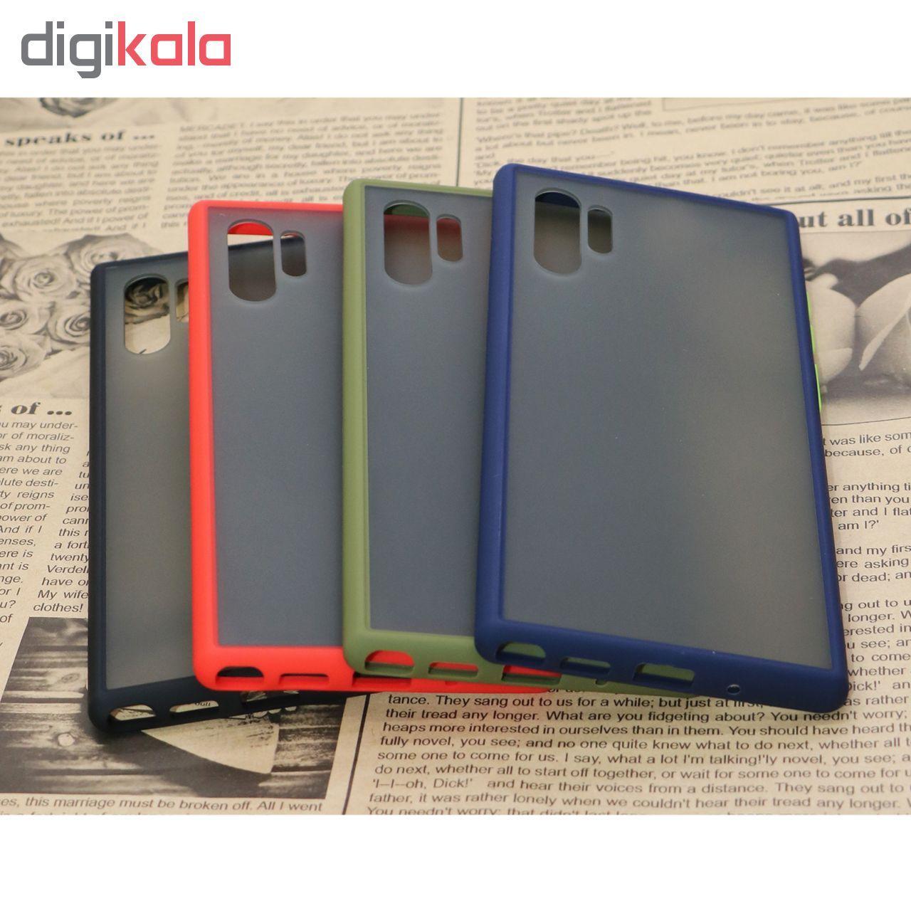 کاور مدل Sb-001 مناسب برای گوشی موبایل سامسونگ Galaxy Note 10 plus main 1 2