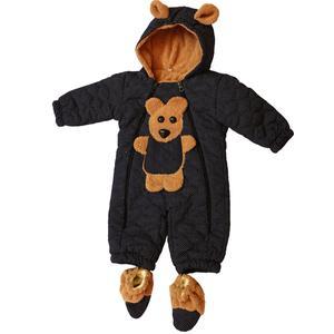 سرهمی نوزاد مدل خرس کد 02