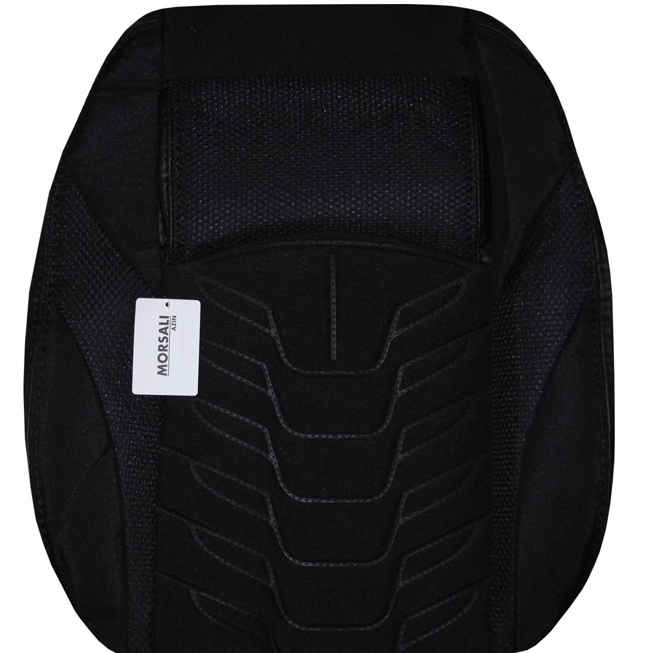 روکش صندلی خودرو آذین مرسلی کد AZ093 مناسب برای پراید 111