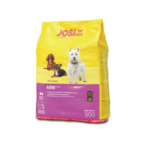 غذا خشک سگ جوسی داگ مدل مینی وزن 900 گرم