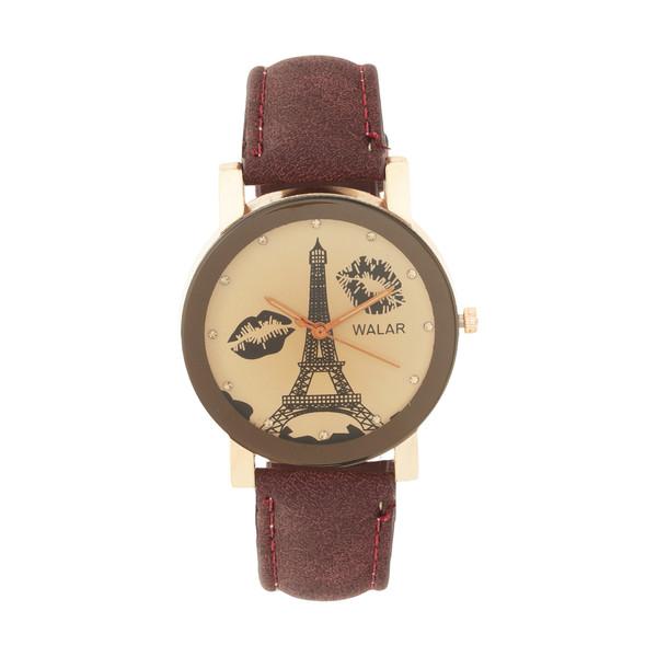 ساعت مچی عقربه ای زنانه والار مدل paris