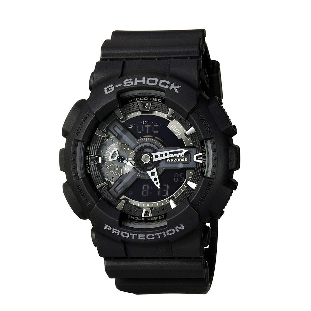 خرید                     ساعت مچی دیجیتال مردانه کاسیو مدل جی شاک مدل GA-110-1B