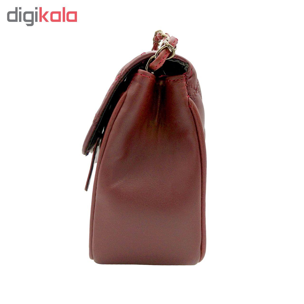 کیف دستی زنانه کد 209