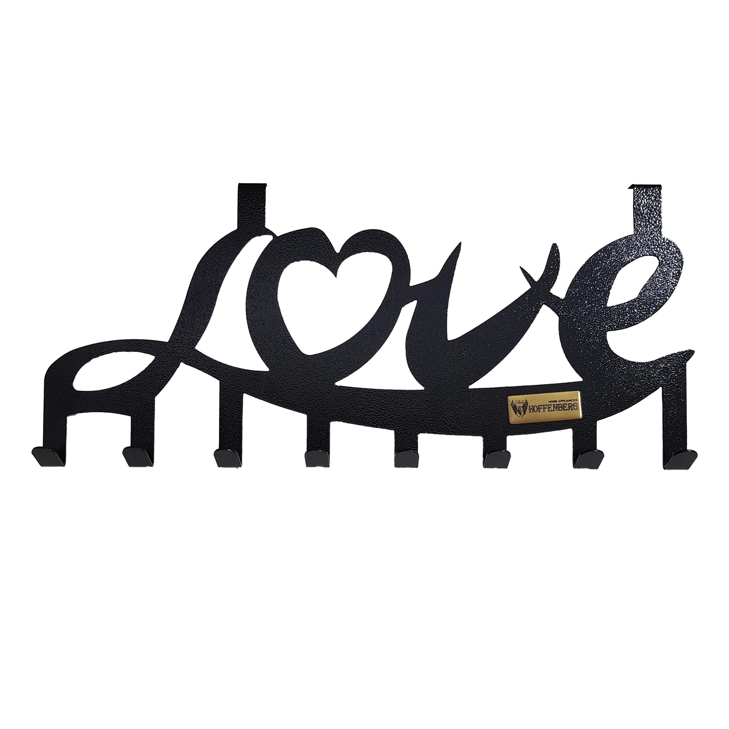 آویز لباس هافنبرگ مدل Love