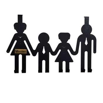 آویز لباس هافنبرگ مدل Family