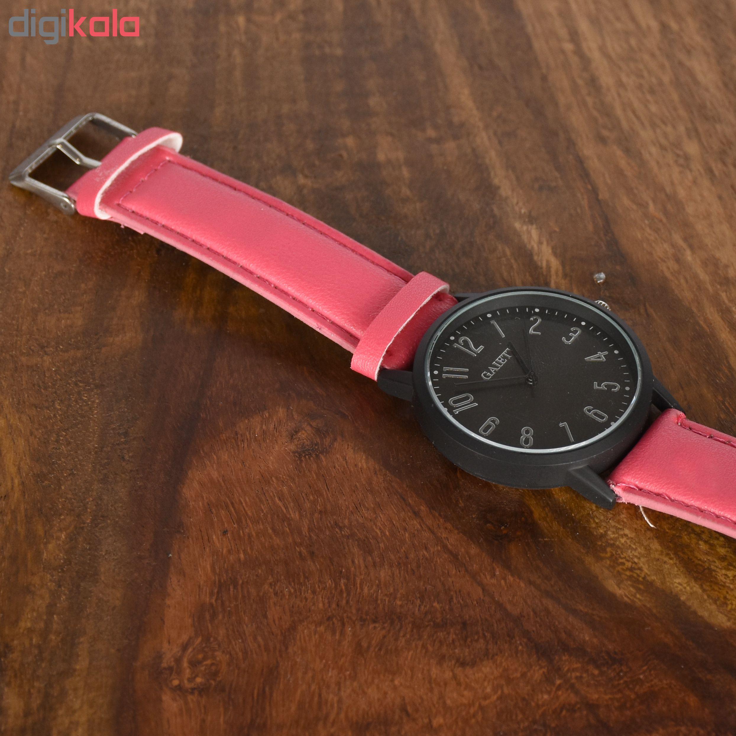 ساعت مچی عقربه ای زنانه گایتی کد G100              ارزان