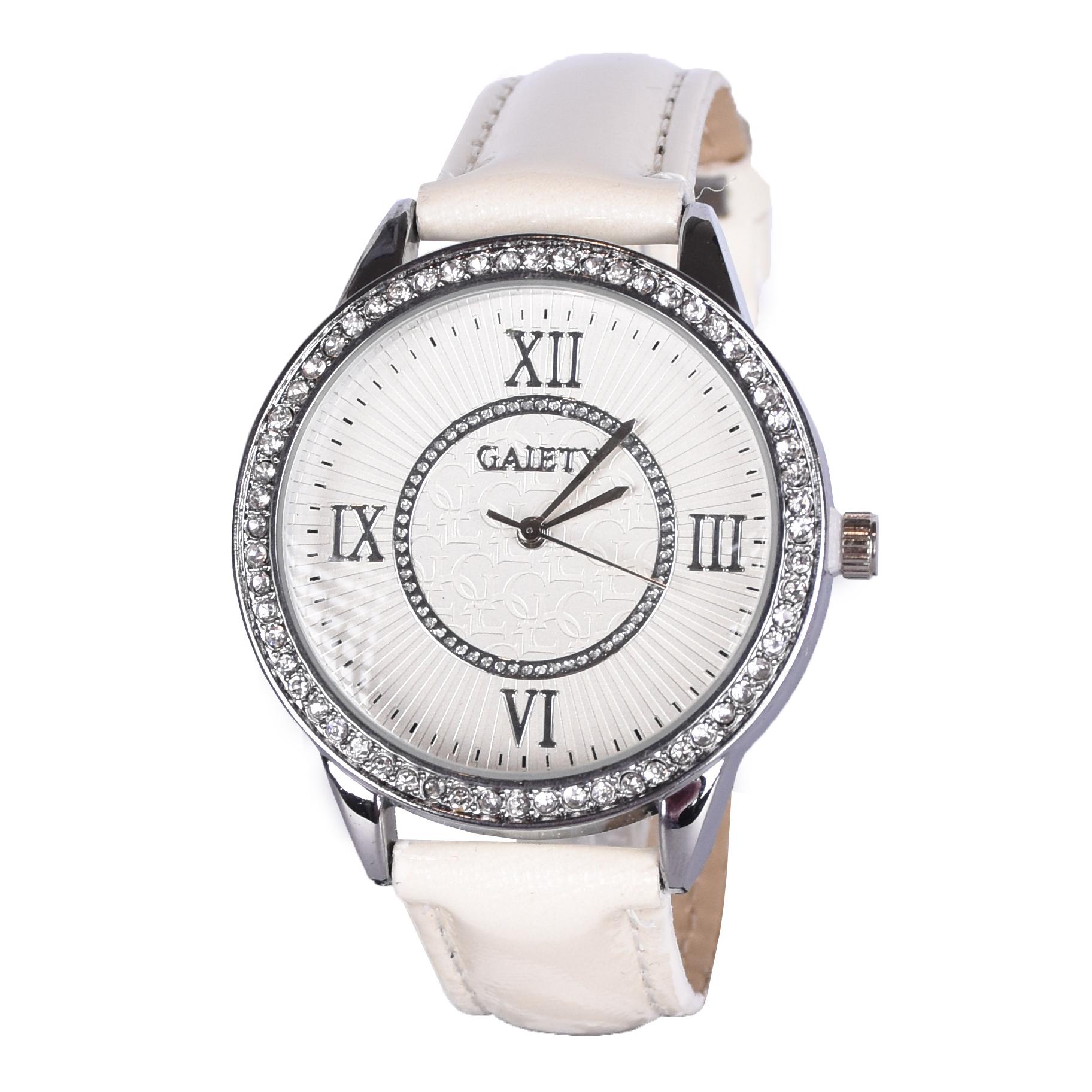 ساعت مچی عقربه ای زنانه گایتی کد G101              خرید (⭐️⭐️⭐️)