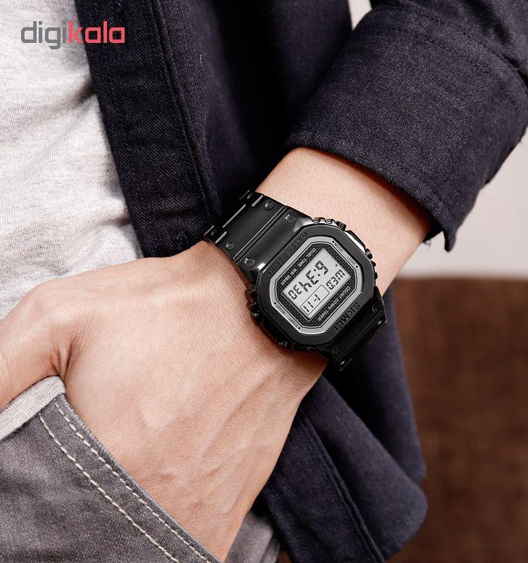 ساعت مچی دیجیتال مردانه اسکمی مدل 1456M             قیمت