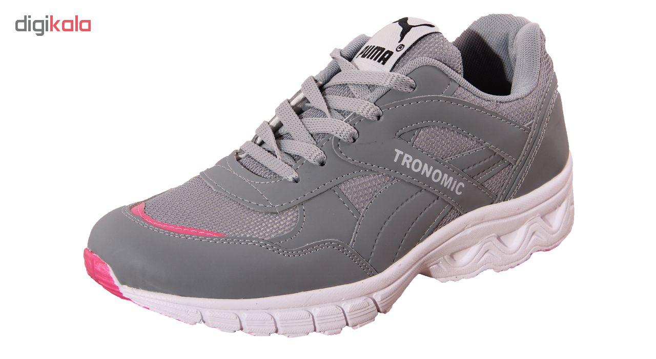 کفش مخصوص پیاده روی زنانه کد 21-39860