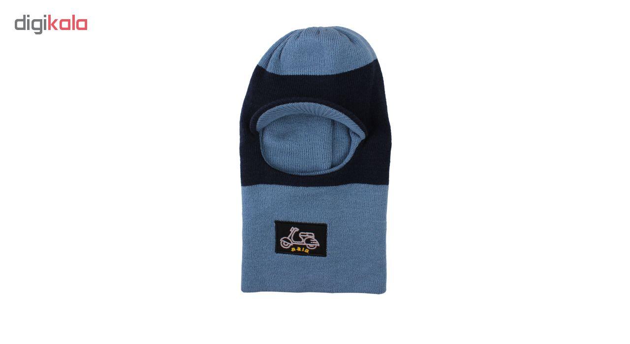 کلاه بافتنی  آریو کد DC06