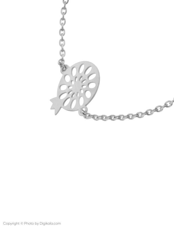 دستبند نقره زنانه نیوانی مدل DA104