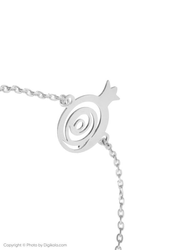 دستبند نقره زنانه نیوانی مدل DA125