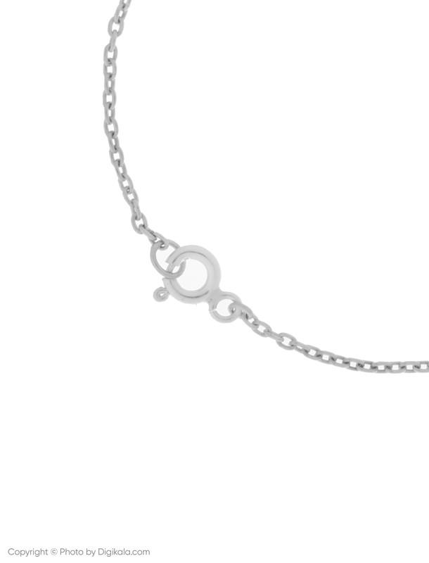 دستبند نقره زنانه نیوانی مدل DA122