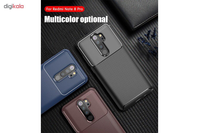 کاور سامورایی مدل AF-019 مناسب برای گوشی موبایل شیائومی Redmi Note 8 Pro main 1 11