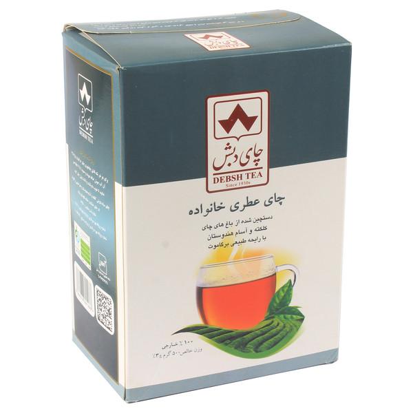 چای عطری دبش مقدار ۵۰۰ گرم