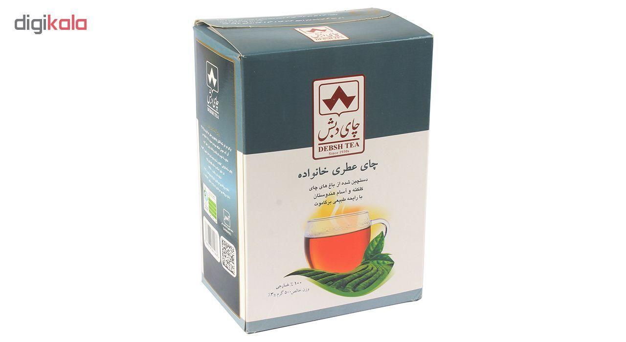 چای عطری دبش مقدار ۵۰۰ گرم main 1 2
