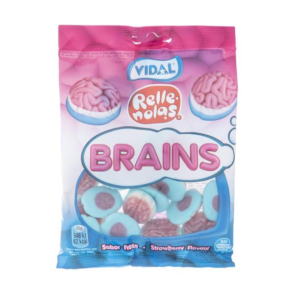 پاستیل ویدال طرح مغز مقدار 100 گرم