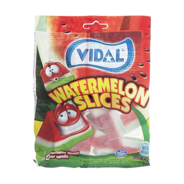 پاستیل ویدال طرح هندوانه مقدار 100 گرم