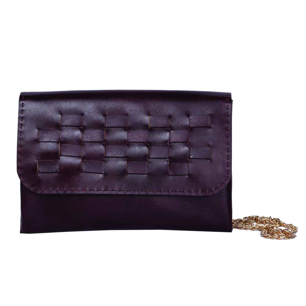 کیف دوشی زنانه کد LB001