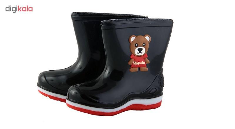 بوت پسرانه طرح خرس بامزی کد 989803