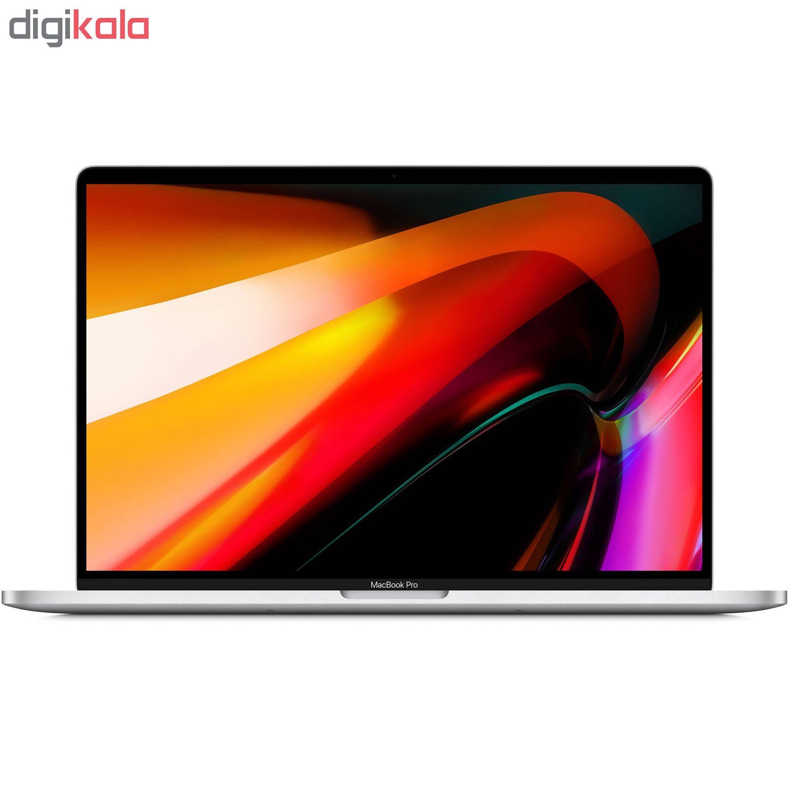 لپ تاپ 16 اینچی اپل مدل MacBook Pro MVVL2 2019 همراه با تاچ بار main 1 2