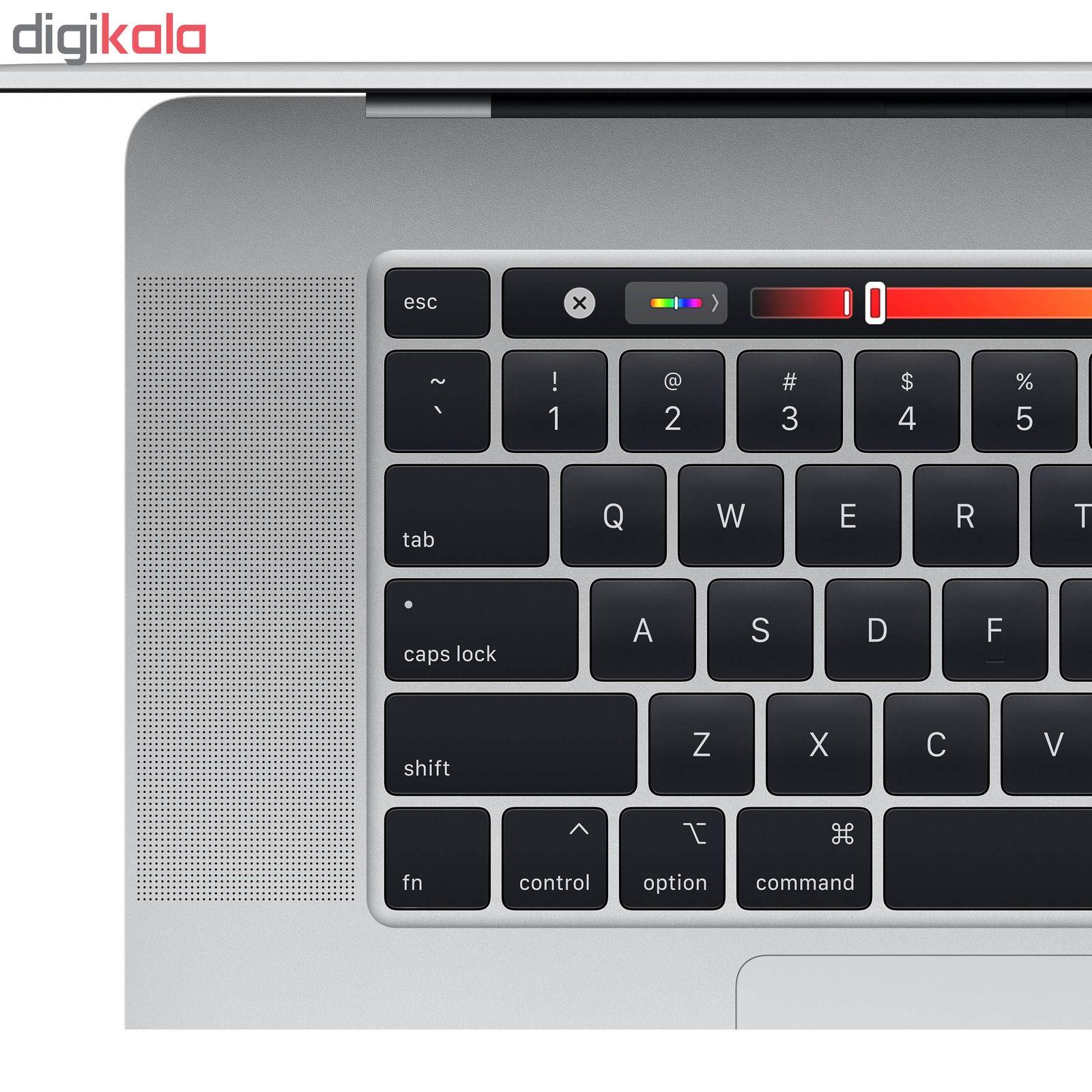 لپ تاپ 16 اینچی اپل مدل MacBook Pro MVVL2 2019 همراه با تاچ بار main 1 3
