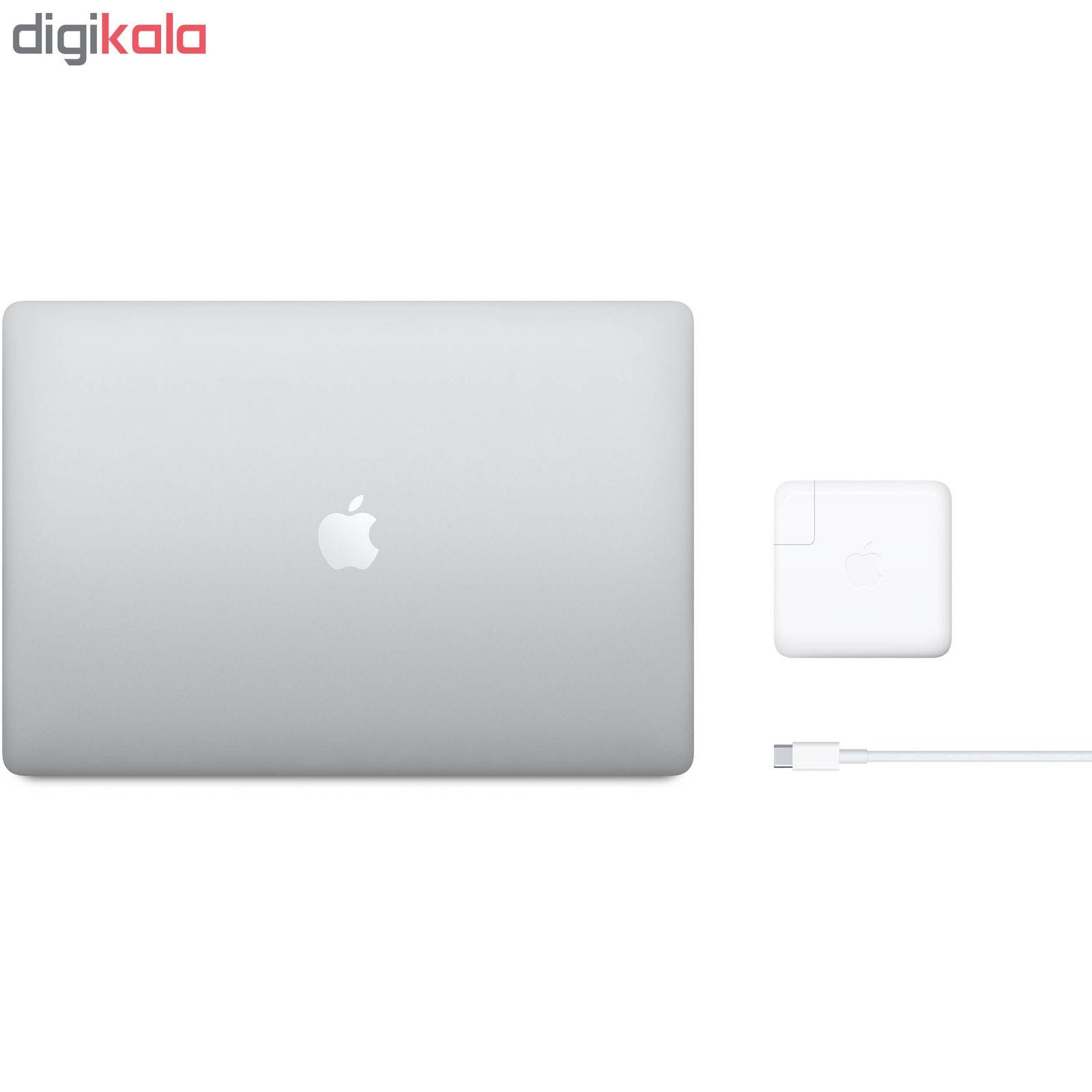 لپ تاپ 16 اینچی اپل مدل MacBook Pro MVVL2 2019 همراه با تاچ بار main 1 6