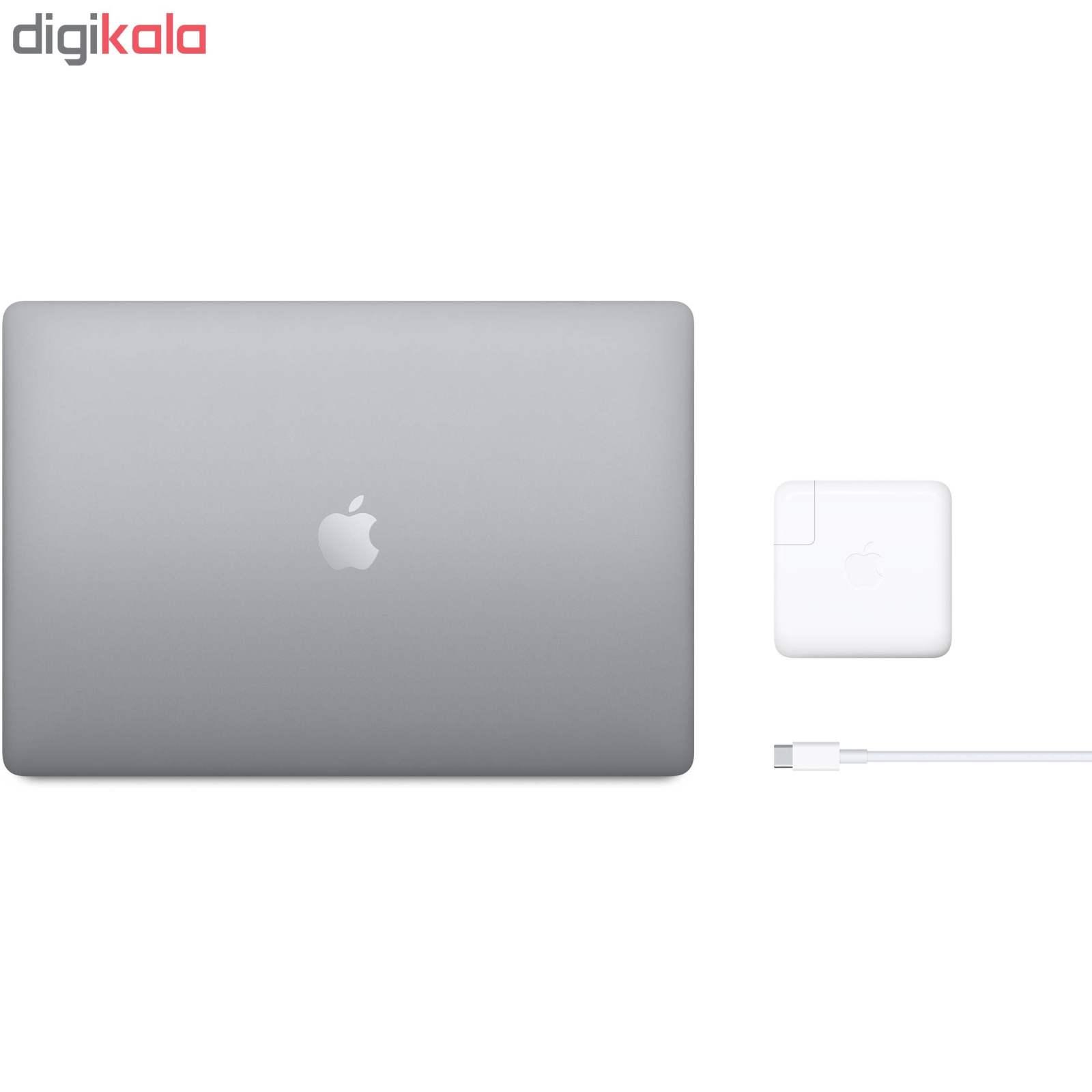لپ تاپ 16 اینچی اپل مدل MacBook Pro MVVK2 2019 همراه با تاچ بار main 1 6