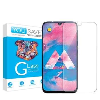 محافظ صفحه نمایش یوسیو مدل JS مناسب برای گوشی موبایل سامسونگ Galaxy A30
