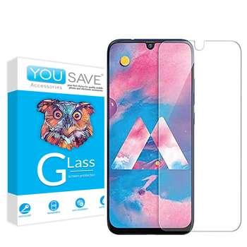 محافظ صفحه نمایش یوسیو مدل JS مناسب برای گوشی موبایل سامسونگ Galaxy A40