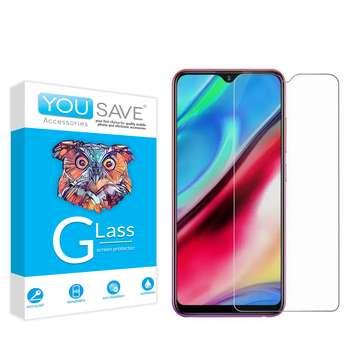محافظ صفحه نمایش یوسیو مدل JS مناسب برای گوشی موبایل سامسونگ Galaxy A50