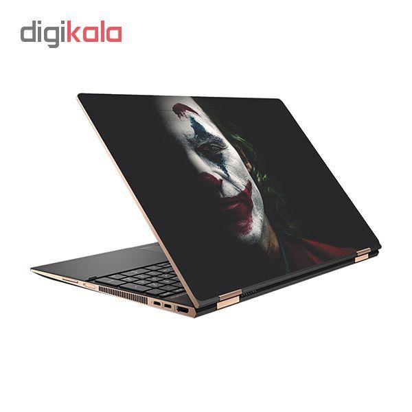 استیکر لپ تاپ طرح Clown کد 01 مناسب برای لپ تاپ 15.6 اینچ main 1 1