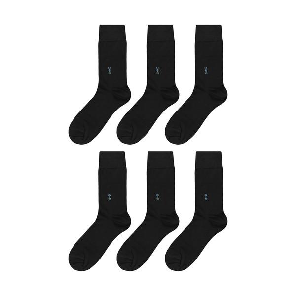 جوراب مردانه پاما کد 04 بسته 6 عددی