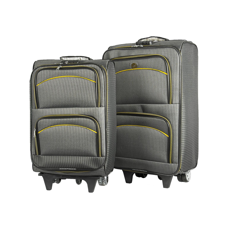 مجموعه دو عددی چمدان تی.بی.تی کد 07