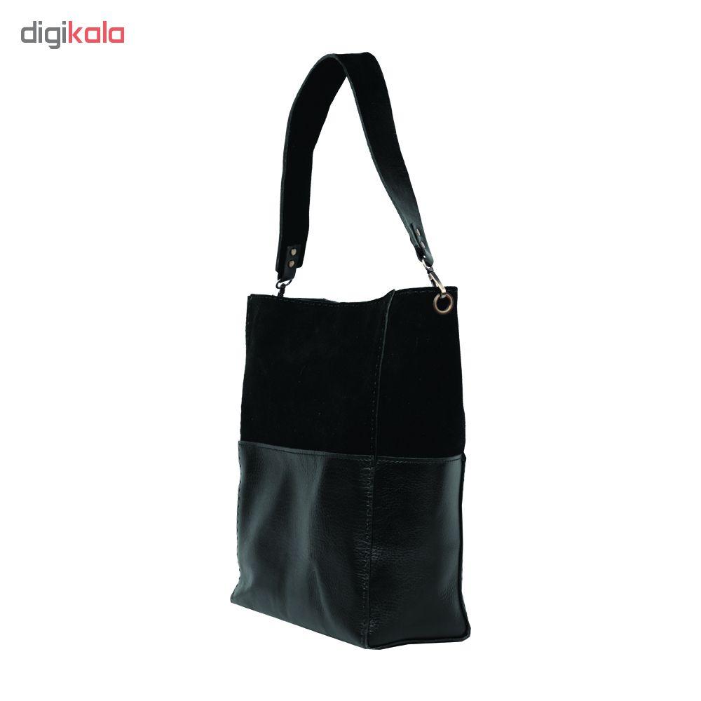 کیف دوشی زنانه  کد LB056