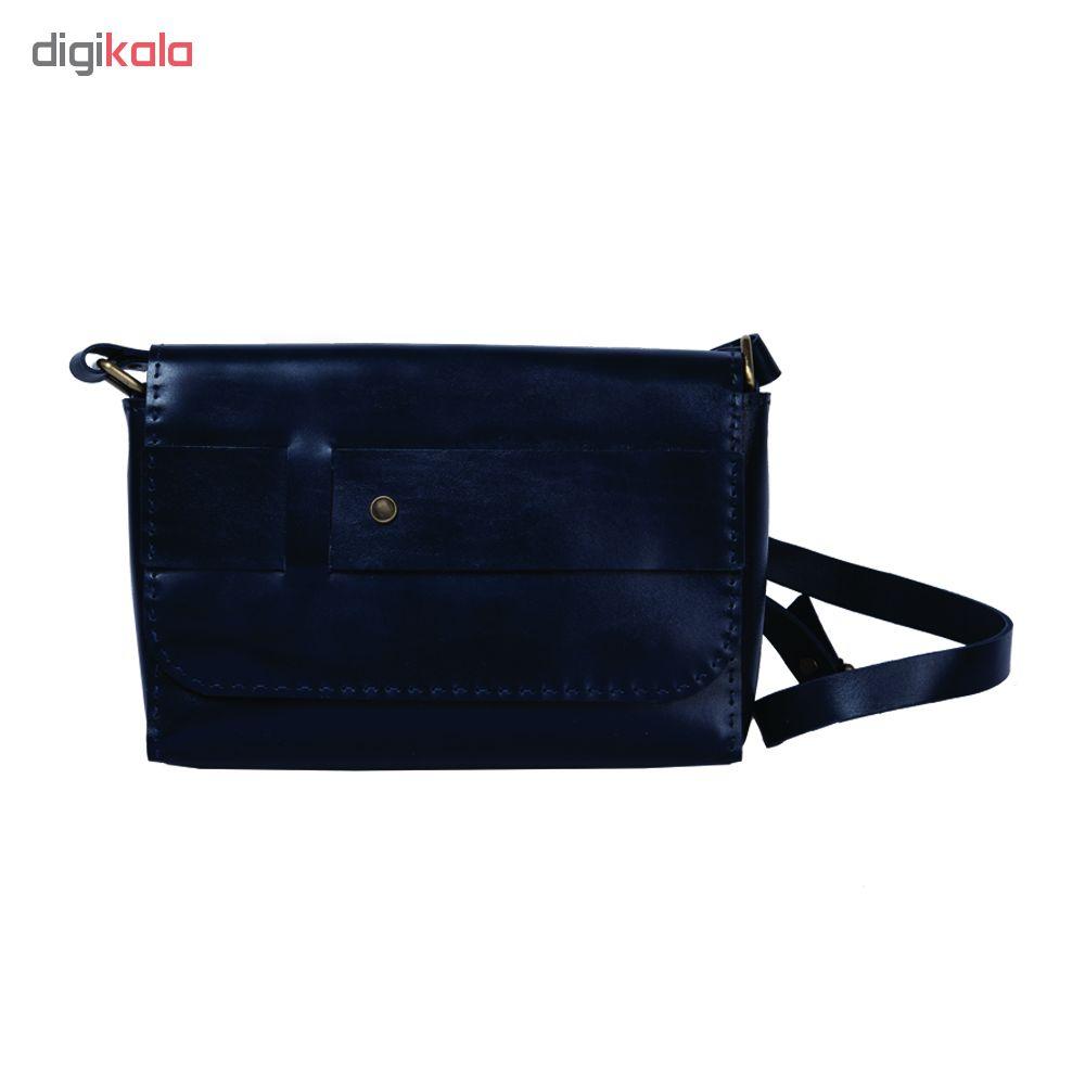 کیف دوشی زنانه  کد LB015