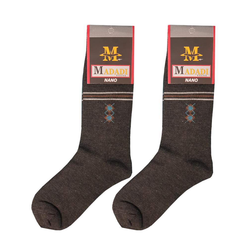 جوراب مردانه کد 101 بسته 2 عددی