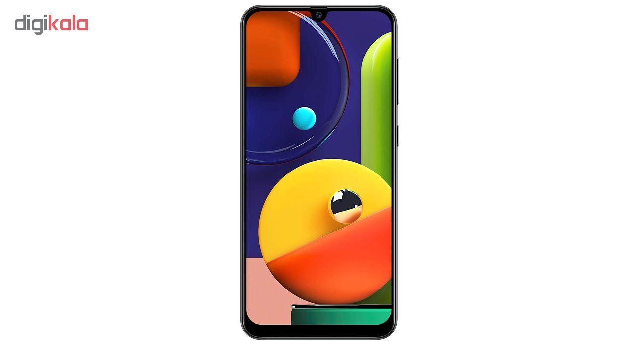گوشی موبایل سامسونگ مدل Galaxy A50s SM-A507FN/DS دو سیم کارت ظرفیت 128گیگابایت main 1 1