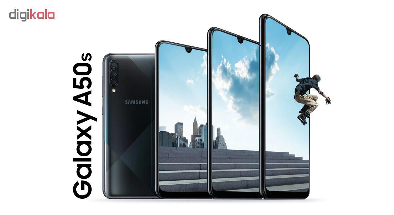 گوشی موبایل سامسونگ مدل Galaxy A50s SM-A507FN/DS دو سیم کارت ظرفیت 128گیگابایت main 1 13