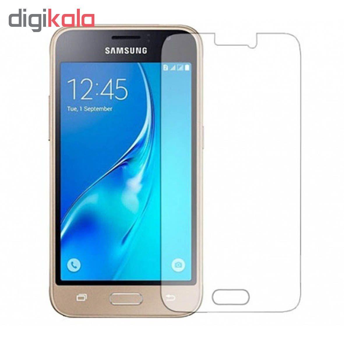 محافظ صفحه نمایش مدل 110748 مناسب برای گوشی موبایل سامسونگ Galaxy J1 2016 / J120 main 1 1