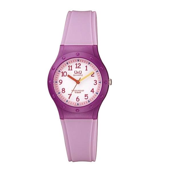 ساعت مچی عقربه ای زنانه کیو اند کیو مدل VR75j005Y