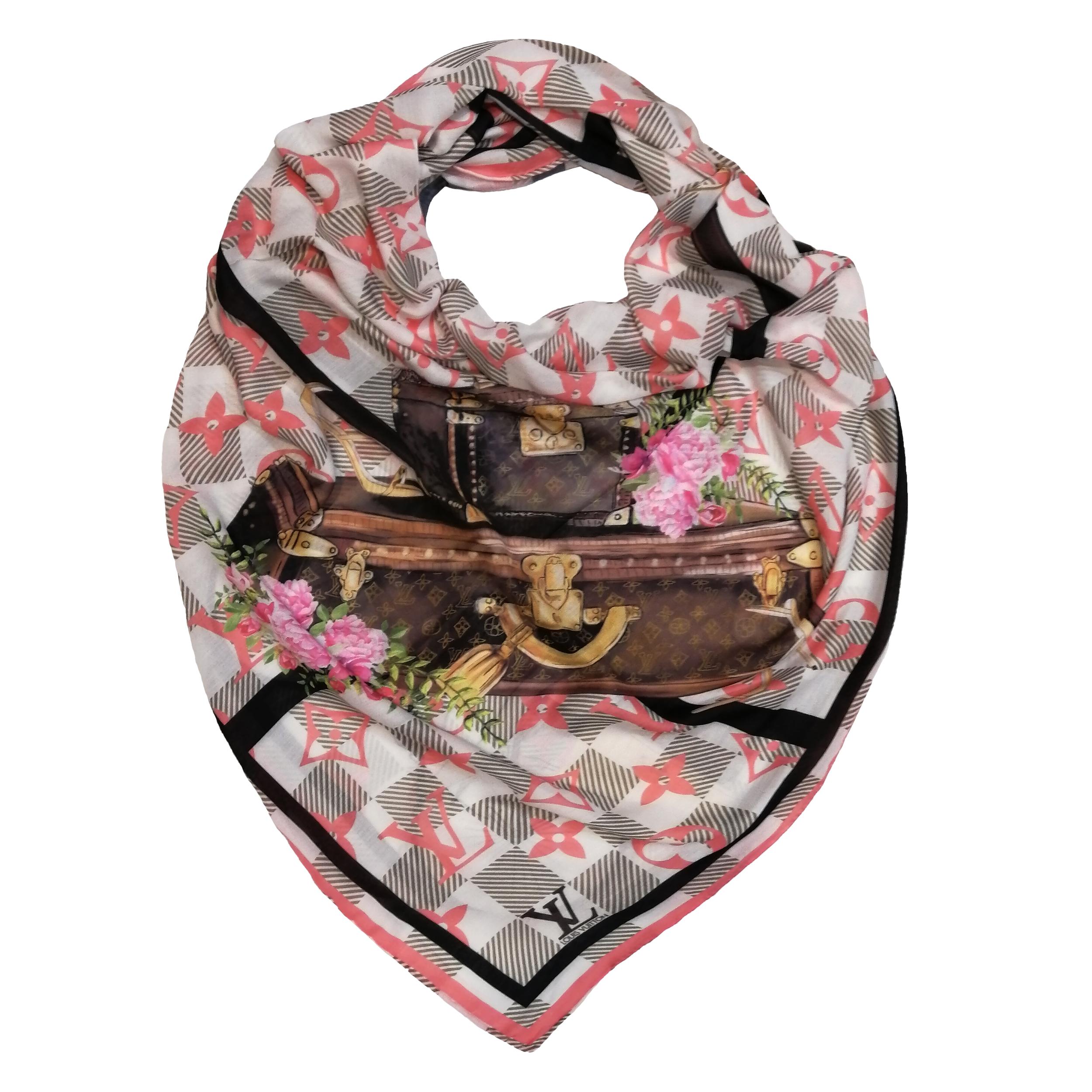 خرید                      روسری زنانه کد P-165