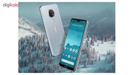 گوشی موبایل نوکیا مدل 6.2 TA-1198DS دو سیم کارت ظرفیت 64 گیگابایت