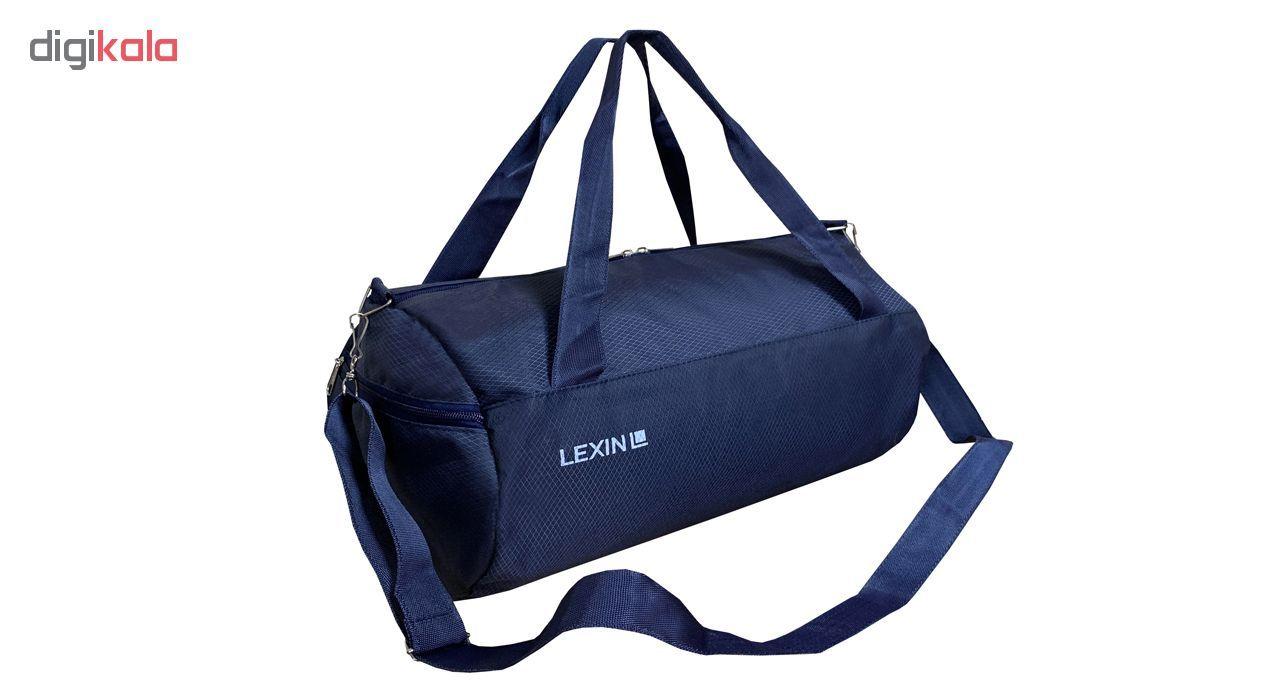 ساک ورزشی لکسین مدل LX013 main 1 2
