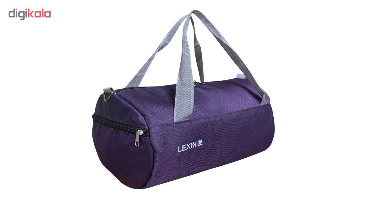 ساک ورزشی لکسین مدل LX013 main 1 4