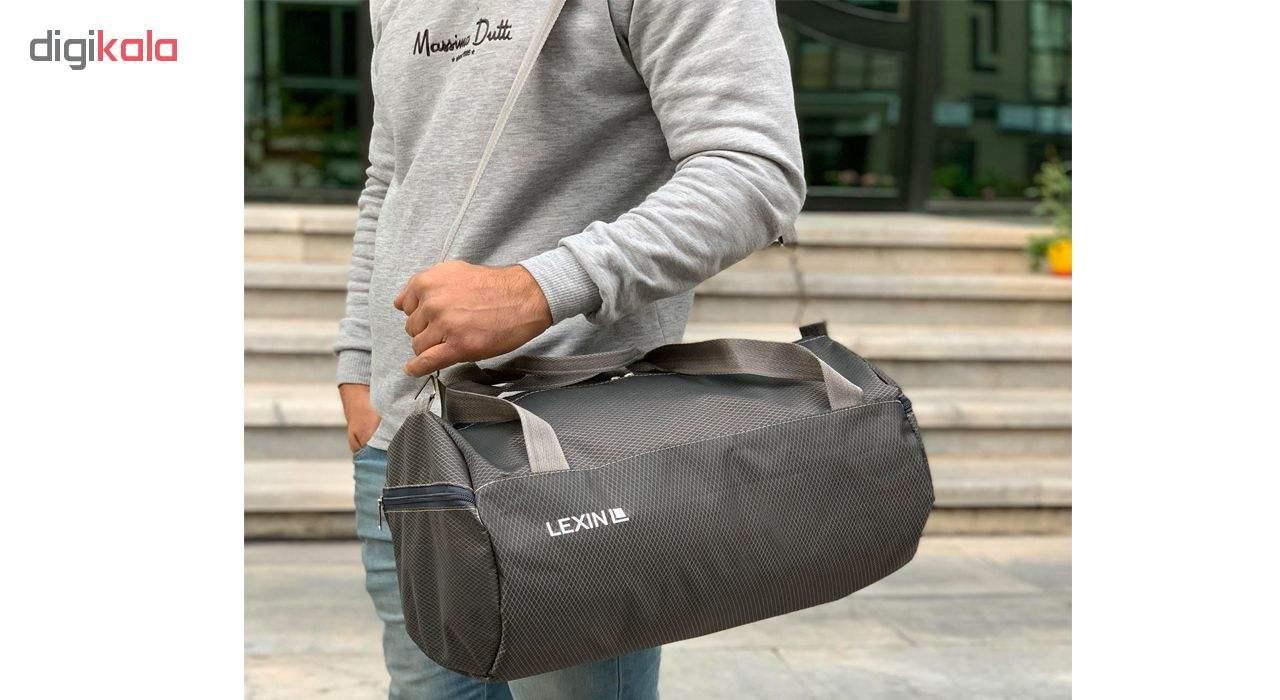 ساک ورزشی لکسین مدل LX013 main 1 8