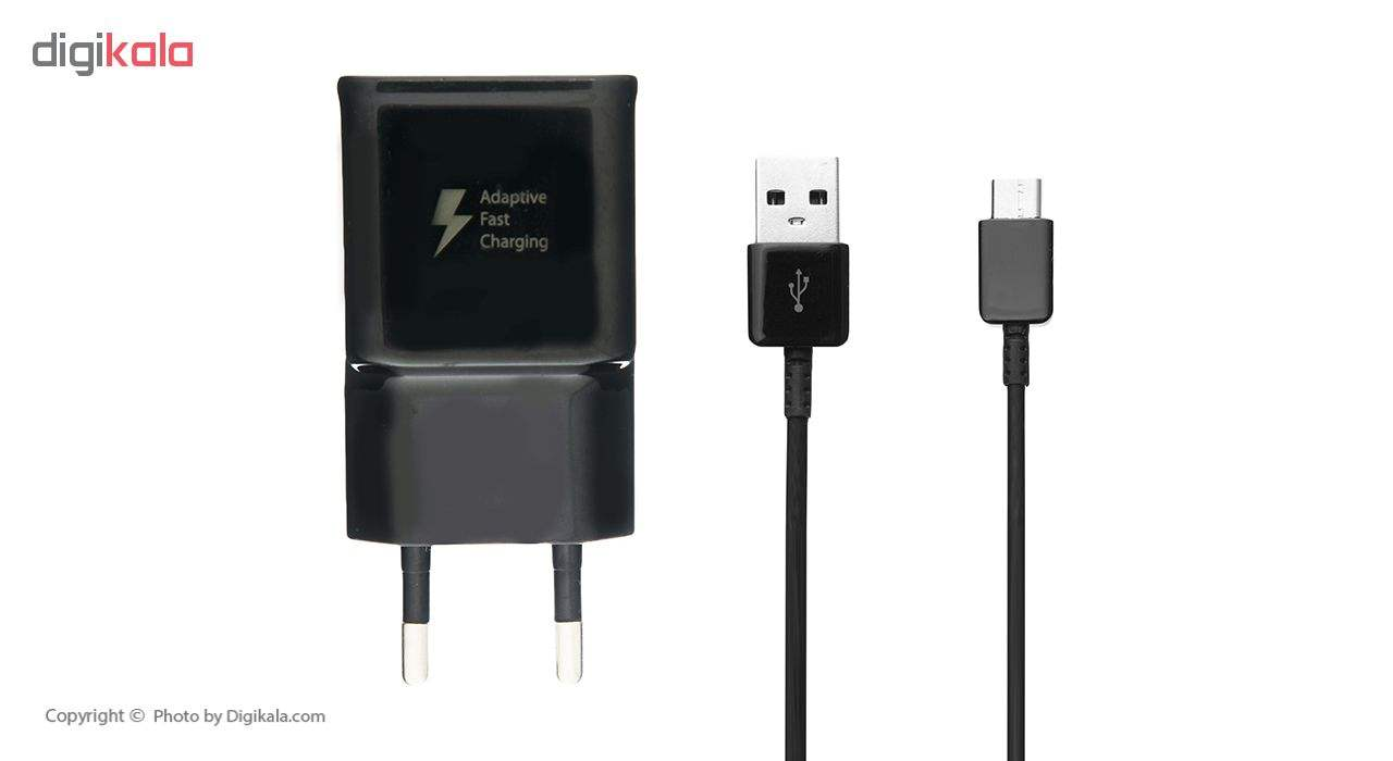 شارژر دیواری مدل EP-TA300CWEGKR به همراه کابل تبدیل USB-C main 1 1
