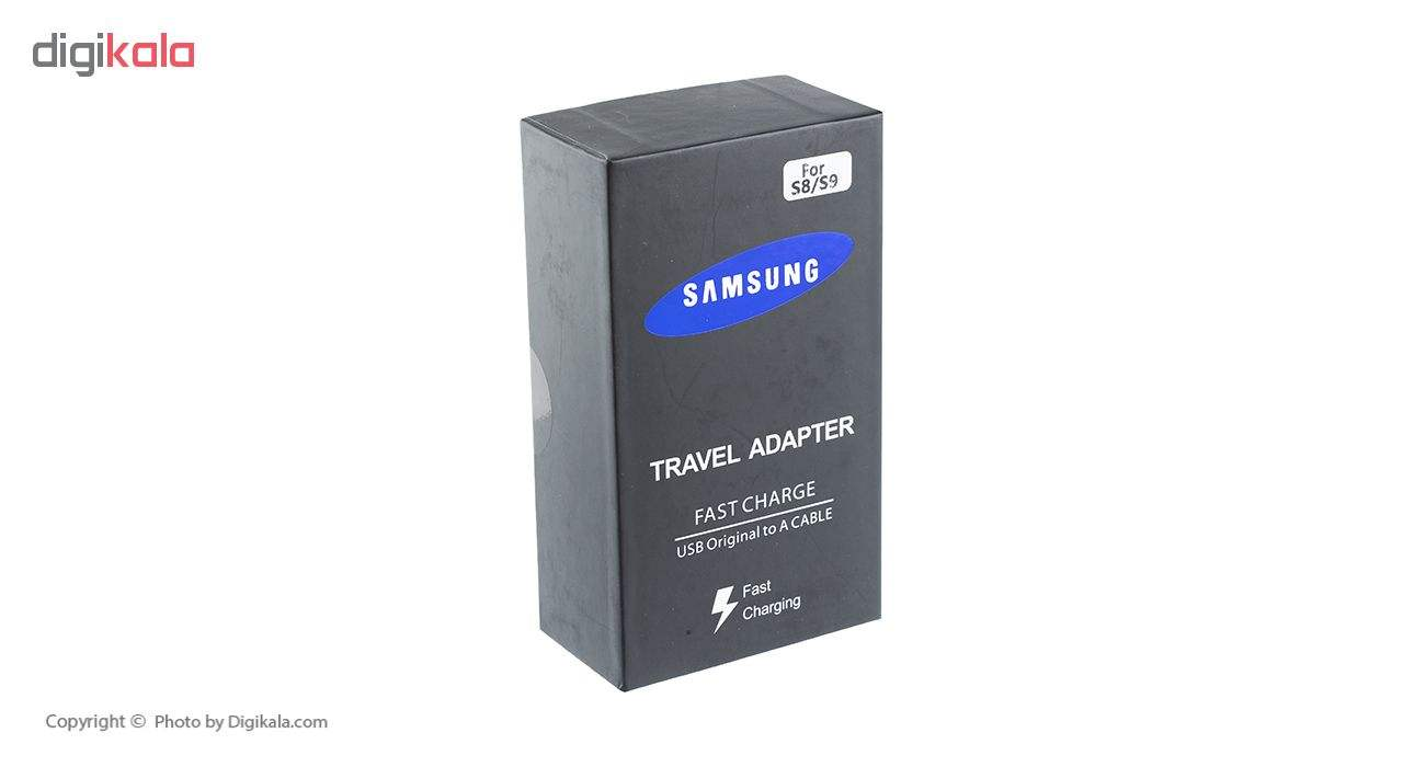 شارژر دیواری مدل EP-TA300CWEGKR به همراه کابل تبدیل USB-C main 1 6