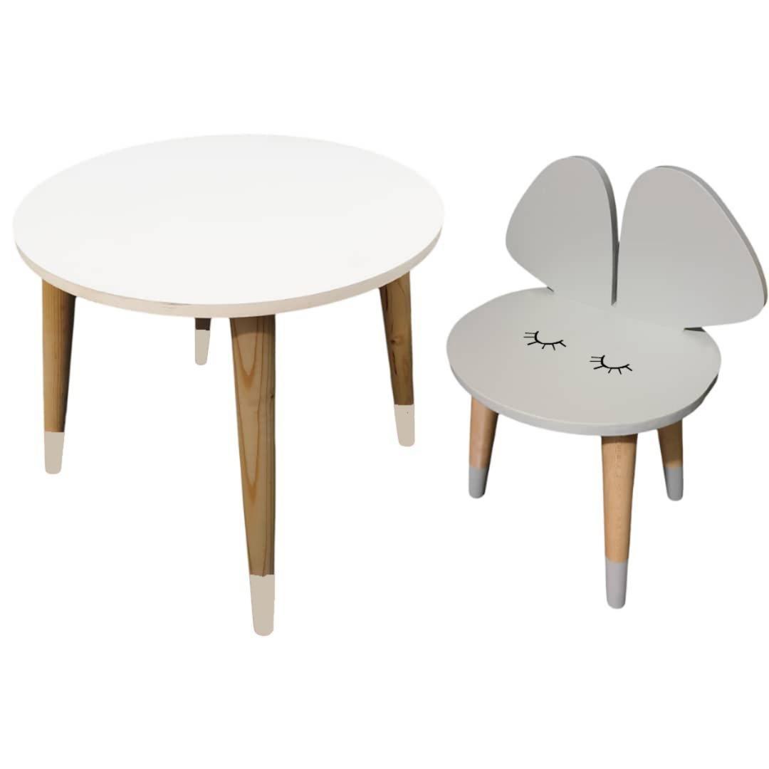 ست میز و صندلی کودک مدل Mouse